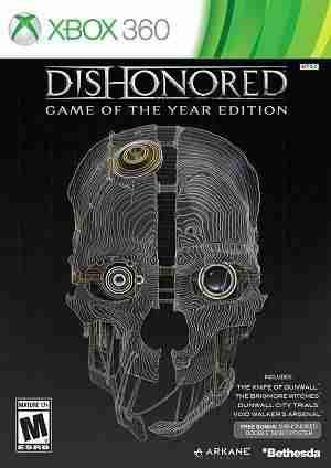 Descargar Dishonored GOTY [MULTI][2DVDs][PAL][XDG3][iNSOMNi] por Torrent